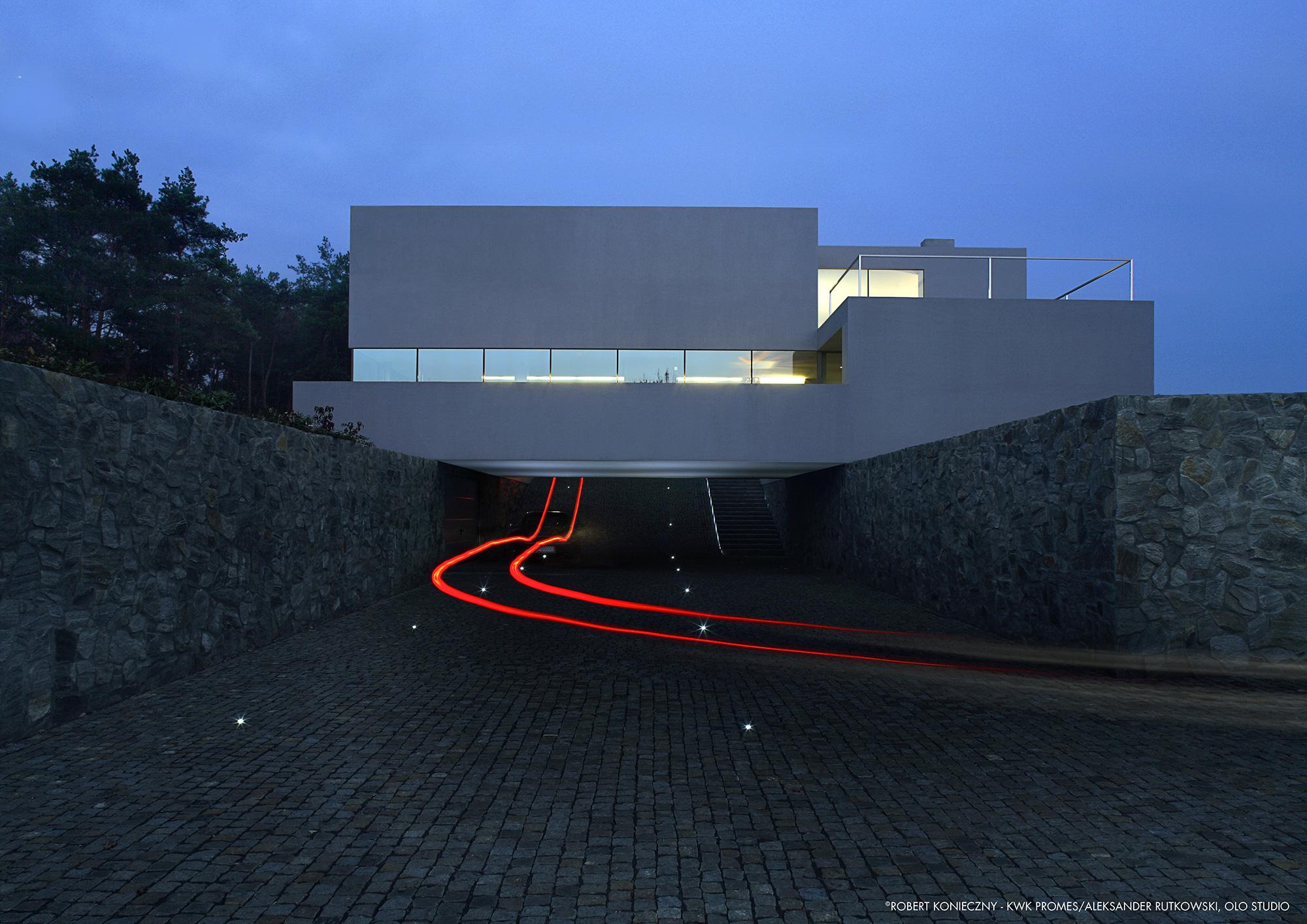 Aatrial House - Opole, Poland