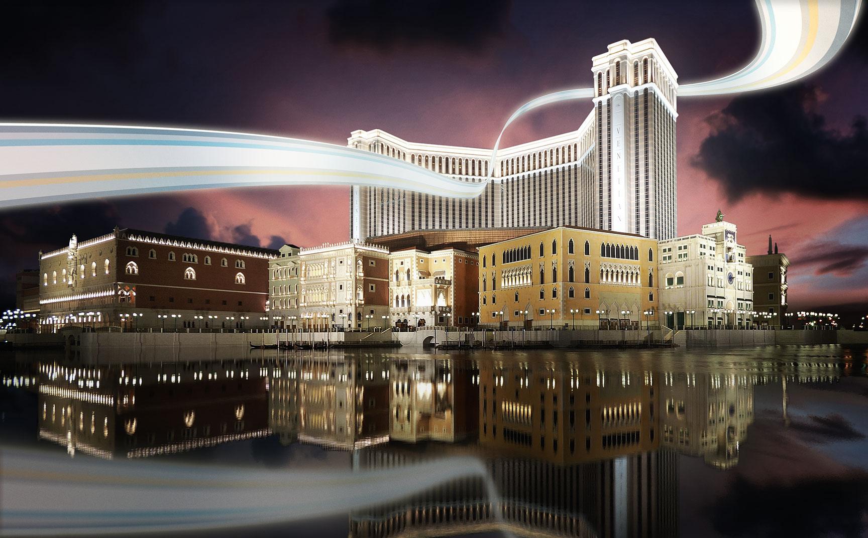 Venetian Macau Casino - Macau, China